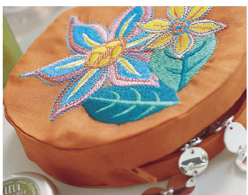 Embroidery Needle sample