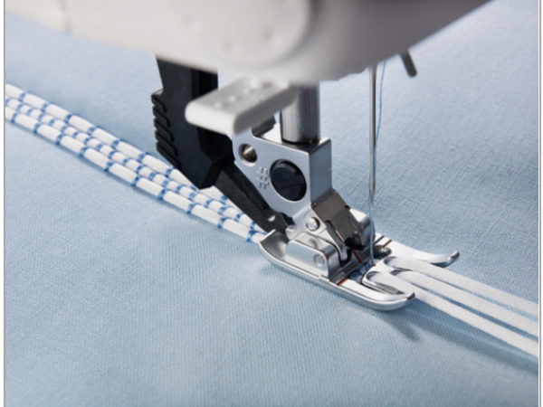 Three Hole Yarn Foot for IDT™ System