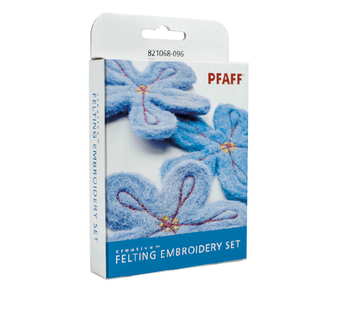 creative™ Felting Embroidery Set