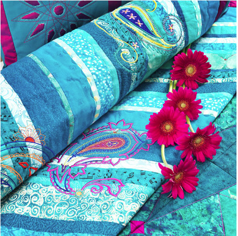 Enhanced Patchwork Quilting CD