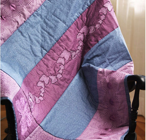 Quilting with Textures CD