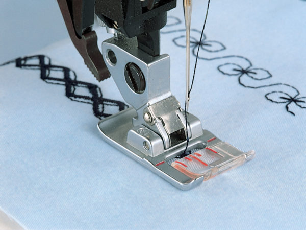Fancy Stitch Foot for IDT™ System
