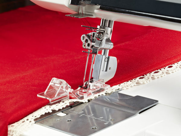 Join and Fold Edging Foot - INSPIRA®