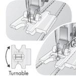 seam guide foot illustration