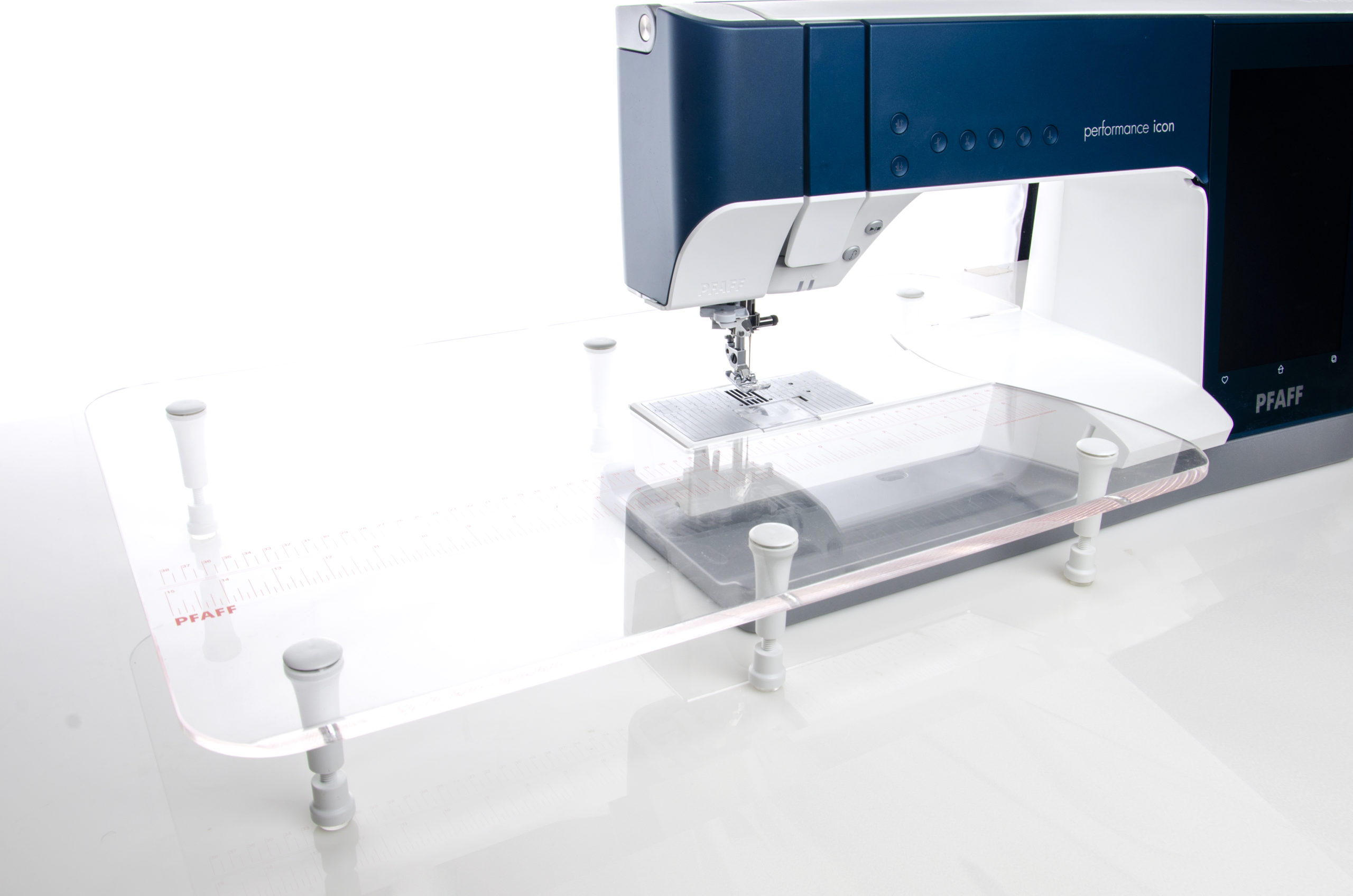 pfaff quilters table
