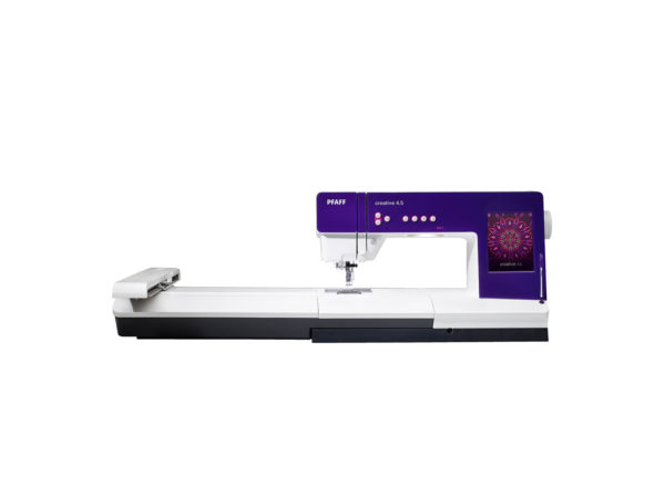 creative 4.5 Embroidery and Sewing Machine