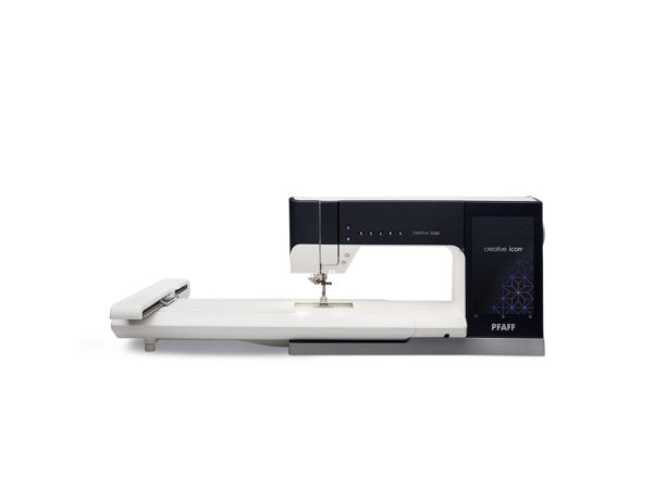 creative icon Embroidery & Sewing Machine